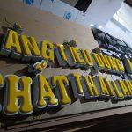 Biển hiệu chữ nổi đẹp tại Đà Nẵng