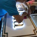 Thi công bảng Alu giá rẻ tại Đà Nẵng