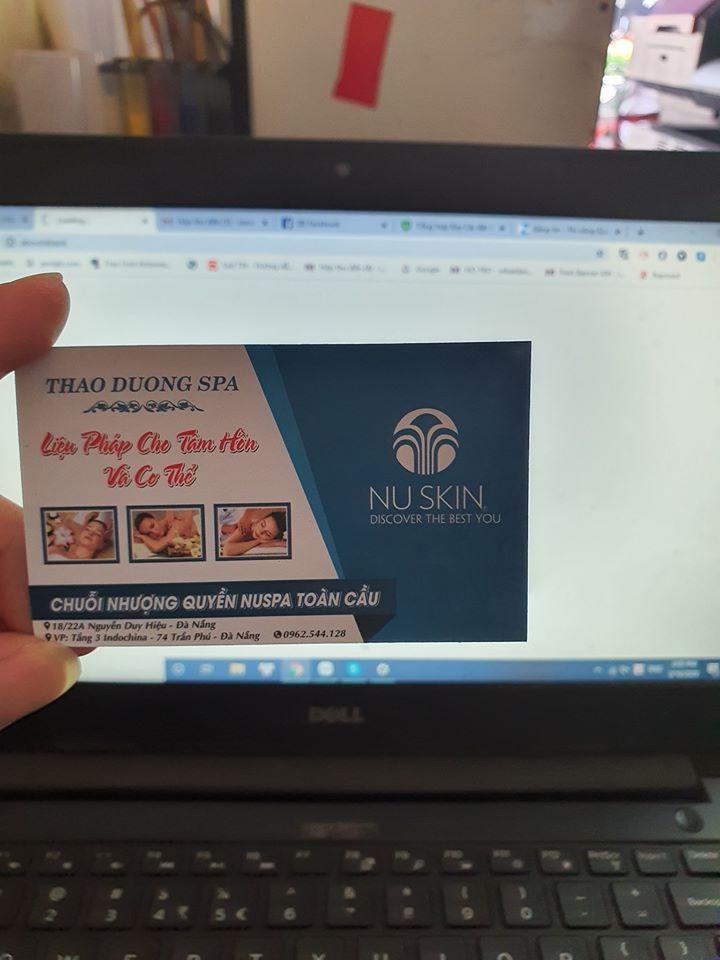 Thiết kế in name card tại Đà Nẵng giá rẻ