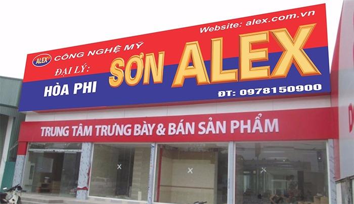 bảng quảng cáo bạt hiflex tại đà nẵng