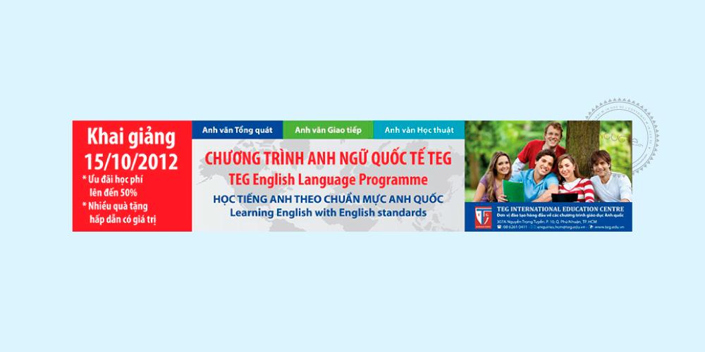 Thiết kế in treo banner tại Đà Nẵng