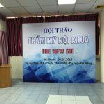 In bạt backdrop giá rẻ tại Đà Nẵng