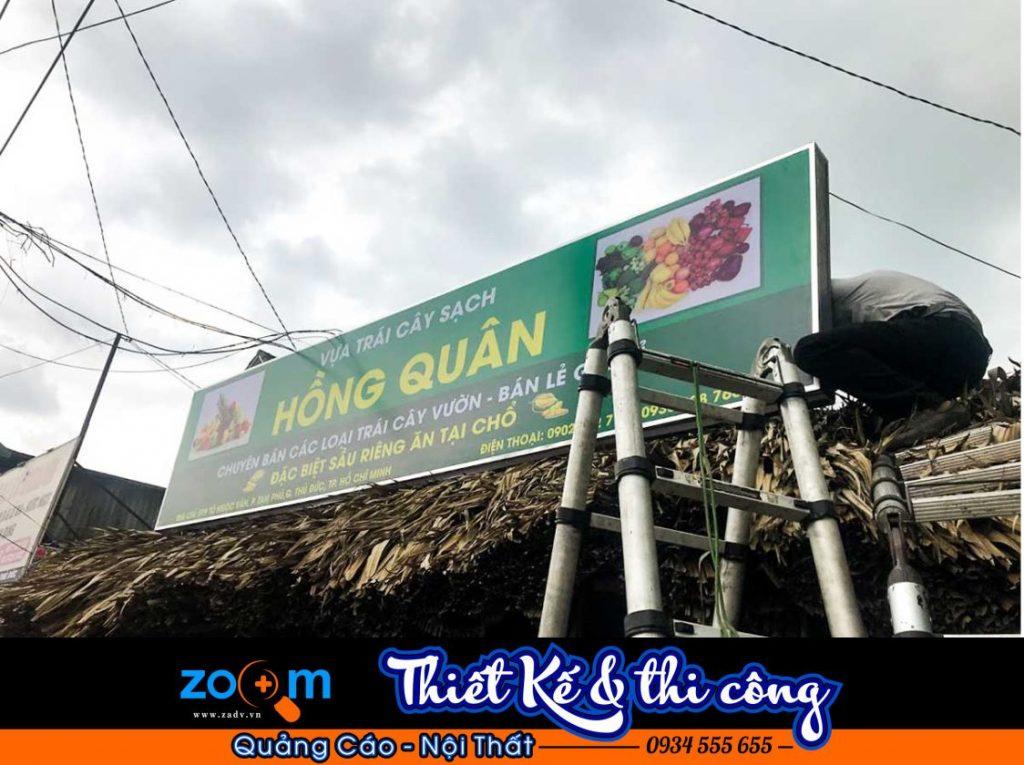 Báo giá bảng hiệu mới nhất tại Đà Nẵng