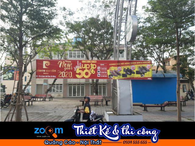 Đơn vị nhận treo banner tại Đà Nẵng