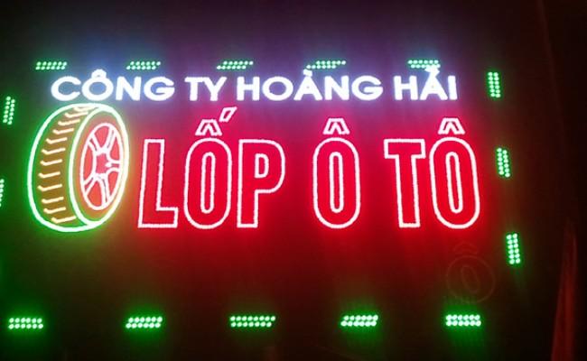 Làm bảng hiệu đèn LED tại Đà Nẵng