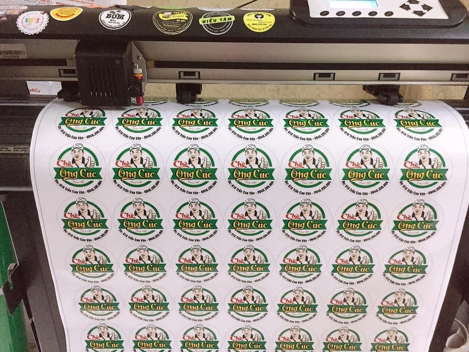 in tem decal nhựa giá rẻ tại Đà Nẵng